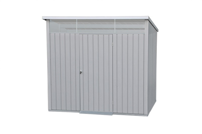 Duramax 41372 Palladium 8x6 Metal Shed with Foundation