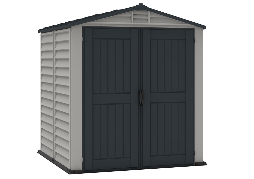 Duramax 30425 - 6x6 Storemate Vinyl Shed