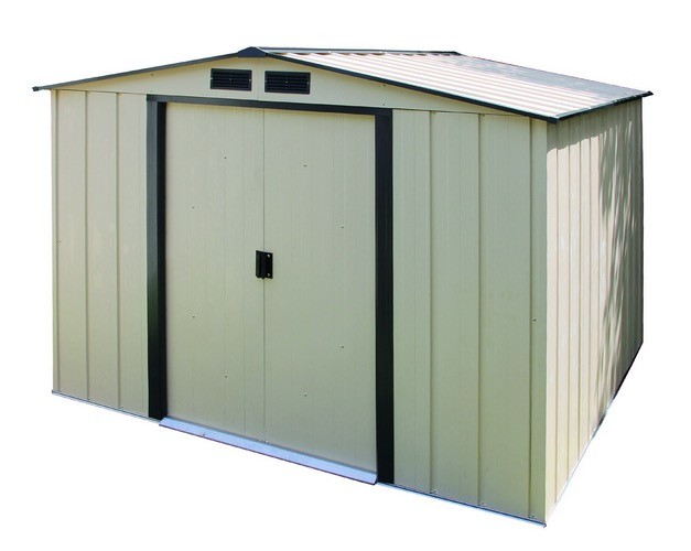 Duramax 61235 10'x10' Eco Metal Shed