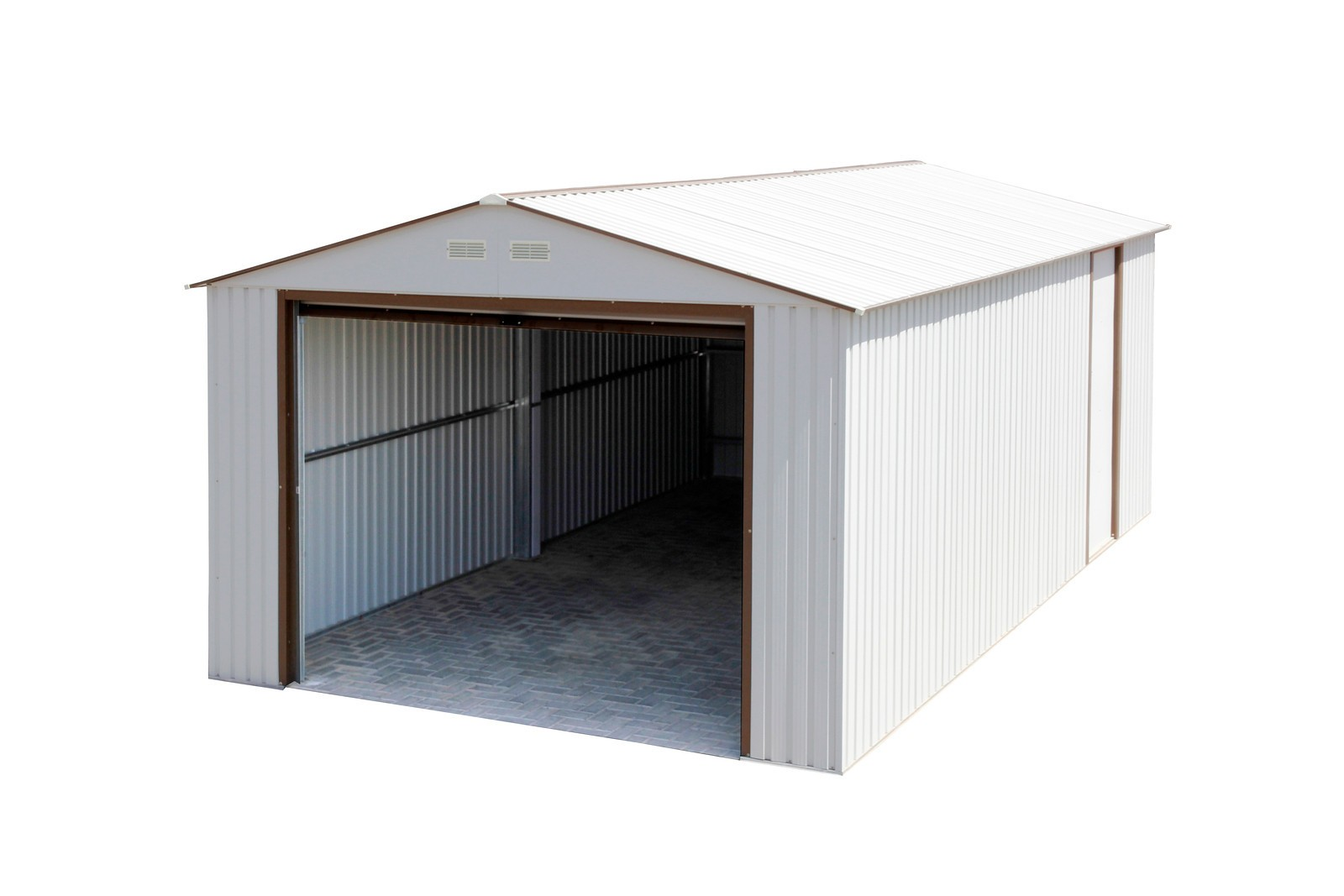Metal Storage Shed Duramax 12x20 50931 Is On Sale Free