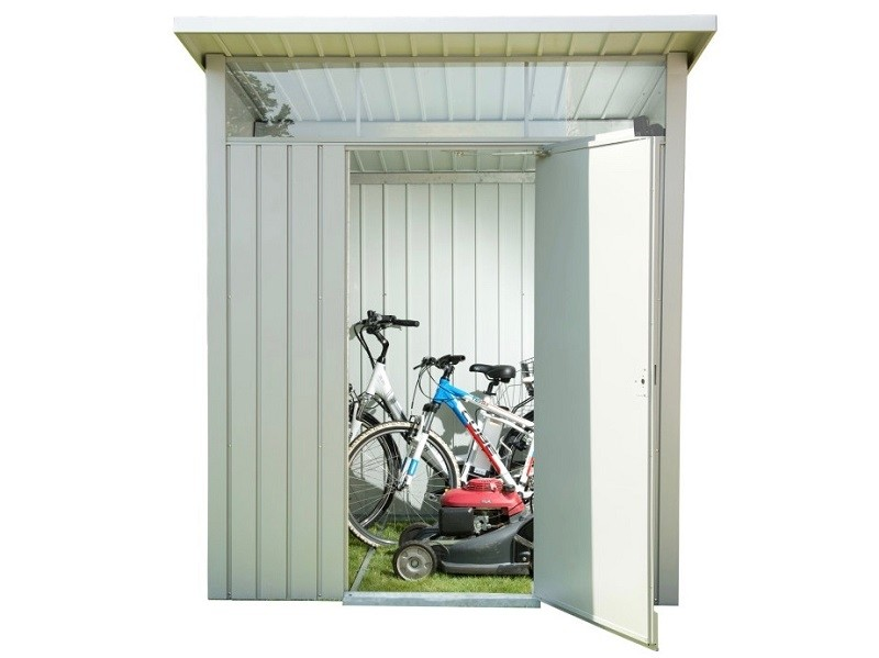 Duramax 41872 Palladium 6x5 Metal Shed