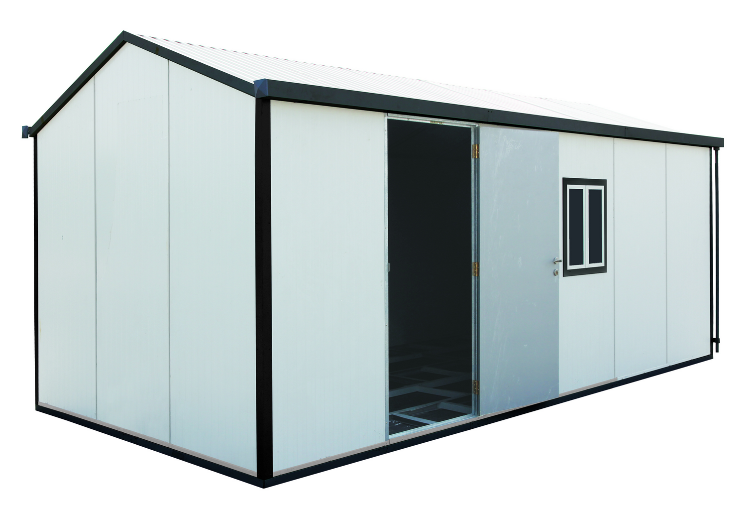 Duramax 30972 22' x 10' Gable Top Insulated Building