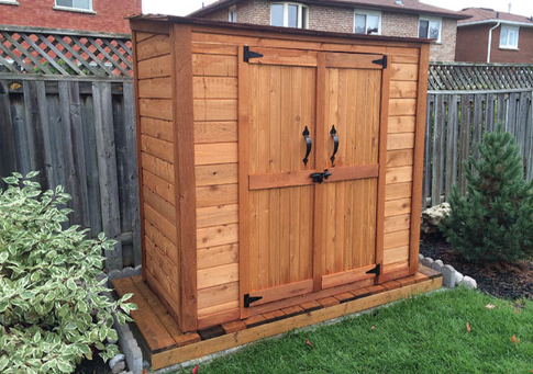 Outdoor living today 6x3 grand garden chalet epic sheds for Garden shed 6x3