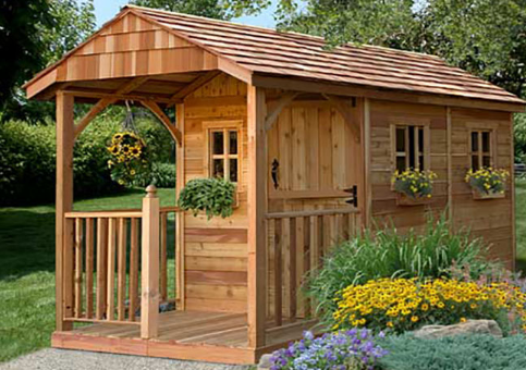 outdoor living today 8x12 santa rosa with dutch door and 3 functional windows with screens - Garden Sheds With Windows