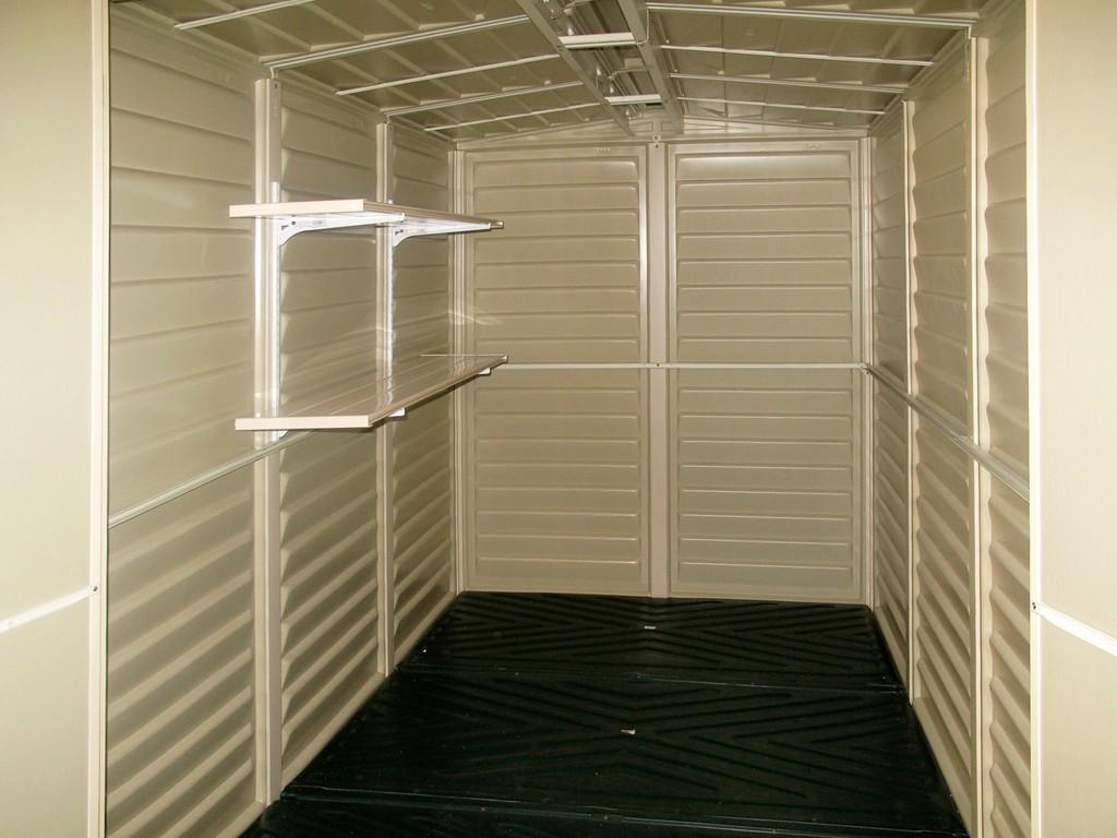 "Duramax 08632 – Double Shelf Kit 12"" deep x 50"" wide"