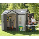 Lifetime Shed 60001 - outside