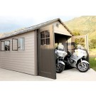 Lifetime 60236 11'x18.5' Storage Building 60025