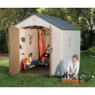 Lifetime Shed 6405 - outside