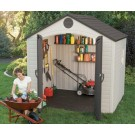 Lifetime Shed 6406 - outside