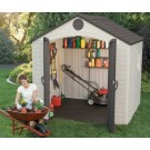 Lifetime Shed 6411 - outside