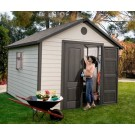 Lifetime Shed 6433 - outside