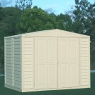 Duramax 00181 – 8'x5.25' Stronglasting DuraMate Vinyl Shed