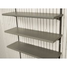 Lifetime 0130 - 3-Piece 30 inch Shelf Accessory Kit