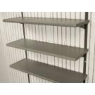 3-Piece 30 inch Shelf Accessory Kit