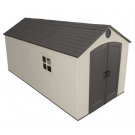 Lifetime 60075 8'x15' Storage Shed