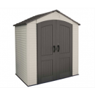 Lifetime 60057 7'x4.5' Outdoor Storage Shed