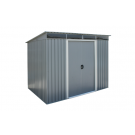 Duramax 50371 8'x6' Pent Roof Light Grey