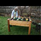Outdoor Living Today - 4x3 Elevated Garden Bed