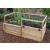 Outdoor Living Today - 6x3 Raised Cedar Garden Bed