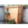 8x4 Space Saver - Lean To Style Shed
