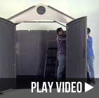 how to assemble lifetime sheds video