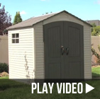lifetime 60014-60042 shed video