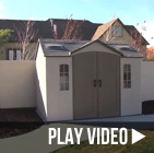 lifetime 60020 10x8 shed video
