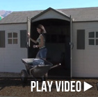 lifetime 6446 15x8 shed video