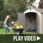 why buy lifetime sheds video